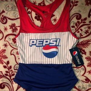 Pepsi body suit